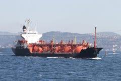 LPG Tanker Ship Stock Images