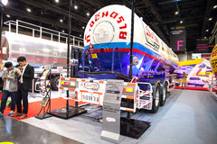 LPG tankowiec Fotografia Royalty Free