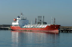 LPG Vessel Stock Images