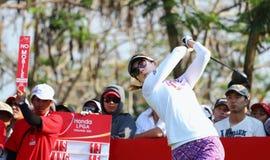 LPGA 2015 Royaltyfri Bild