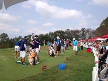 LPGA Tour Royalty Free Stock Photos