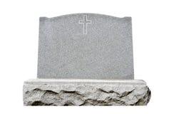 Lápida mortuoria Imágenes de archivo libres de regalías