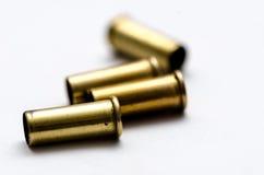 22LR esvaziam Shell Casings Imagem de Stock Royalty Free