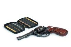 .22LR klasyka pistolet Obraz Royalty Free