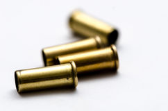 22LR vident Shell Casings Image libre de droits