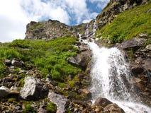 Lriver de montagne Photos libres de droits