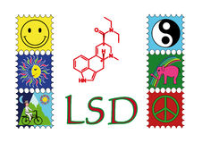LSD Stockfotos