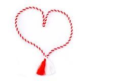 Älska vårsymbolet Arkivbild