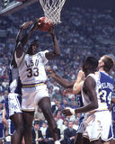 LSU Center Shaquille O'Neal Stock Images