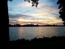 LSU jeziora Fotografia Royalty Free