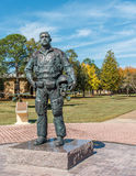 1LT Karl W. Richter Statue Stock Photography