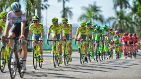 LTDL. Le Tour de Langkawi Stock Images
