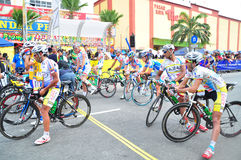 LTDL Stage 7 Starting Point Stock Photo