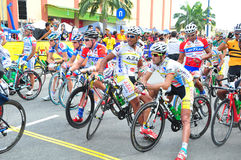 LTDL Stage 7 Starting Point Stock Image