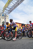 LTDL Stage 7 Starting Point Royalty Free Stock Photos