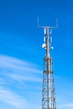 LTE Base Station Stock Images