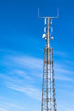 LTE Base Station Royalty Free Stock Photo