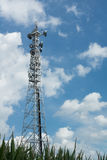 LTE Base Station Royalty Free Stock Photography
