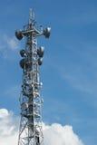 LTE Base Station Stock Photo