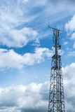 LTE stacja bazowa Zdjęcia Royalty Free