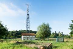LTE stacja bazowa Zdjęcia Stock