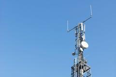 LTE stacja bazowa Zdjęcie Stock