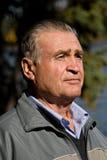 Älteres Portrait Stockfoto