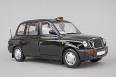 LTI London Taxi Cab 1998 Stock Photography