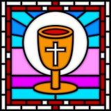 Última ceia de Easter Imagem de Stock Royalty Free