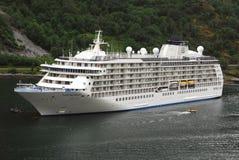 Último barco de cruceros Imagenes de archivo