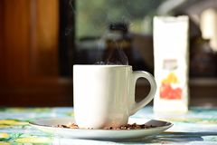 Luźnego liścia herbata Obraz Stock