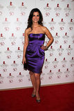 Lu Parker at the St. Jude Children's Research Hospital 50th Anniversary Gala, Beverly Hilton, Beverly Hills, CA 01-07-12 Stock Images