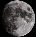 A lua Imagem de Stock Royalty Free