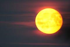A lua Imagens de Stock