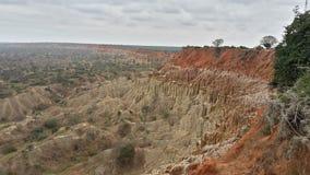 Lua Angola de DA del valle Fotos de archivo libres de regalías