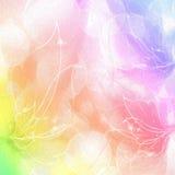 Lua da borboleta Imagens de Stock Royalty Free