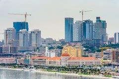 Luanda, Angola Immagine Stock