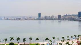 Luanda, Angola Imagem de Stock