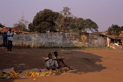 Luanda, Angola Stock Image