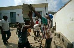Luanda, Angola Fotografie Stock Libere da Diritti
