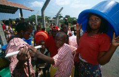 Luanda, Angola Royalty Free Stock Photography