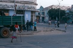 Luanda, Angola Fotografie Stock