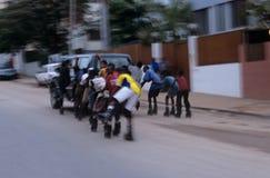 Luanda, Angola Fotografía de archivo libre de regalías