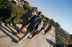 Luanda, Angola Immagine Stock Libera da Diritti