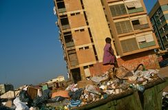 Luanda, Angola Fotografia Stock Libera da Diritti