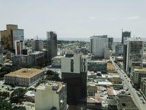 Luanda, Angola Skyline Stock Images