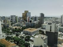 Luanda, Angola Skyline Stock Photography