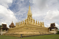 That Luang, Laos Stock Photos