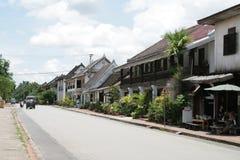 Luang Phabang, Laos Imagen de archivo libre de regalías