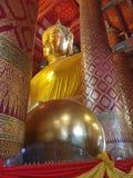 Luang Pho Tho 免版税库存照片